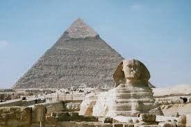 Piramid dan Spinx